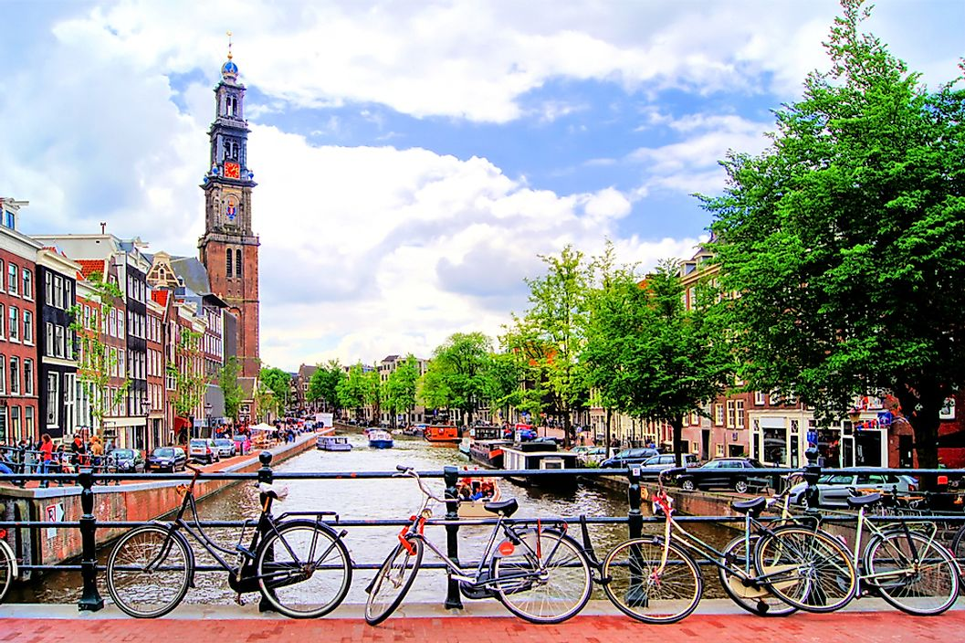 Amsterdam is the largest and capital city of the Netherlands.