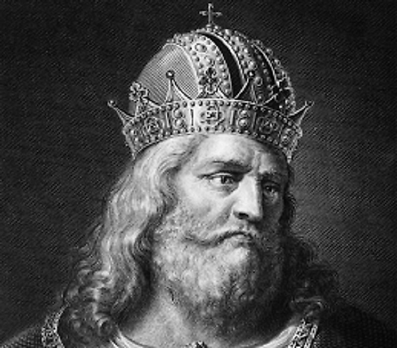 Charlemagne, Holy Roman Emperor and King of The Franks & Lombards