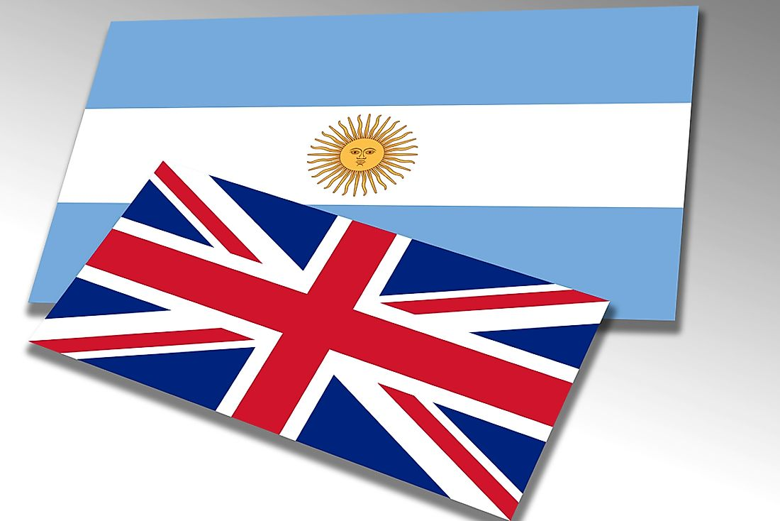 The Falklands War had a long-lasting effect on relations between Argentina and the United Kingdom.