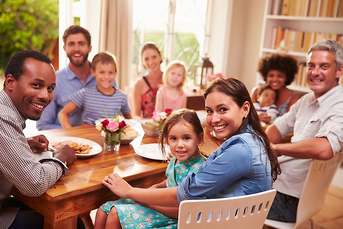 Many factors that contribute to a state's reputation for family friendliness can be a pull factor.