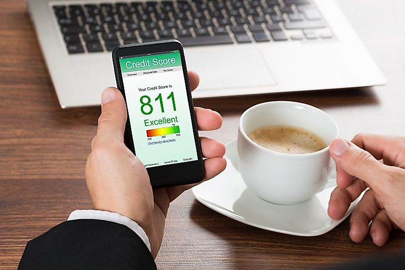 In many countries, software is now available that allows users to quickly and affordably check their credit scores.