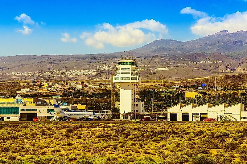 Tenerife-North/Los Rodeos Airport in the Spanish Canary Islands (pictured) was the site of the most fatal plane crash in history.