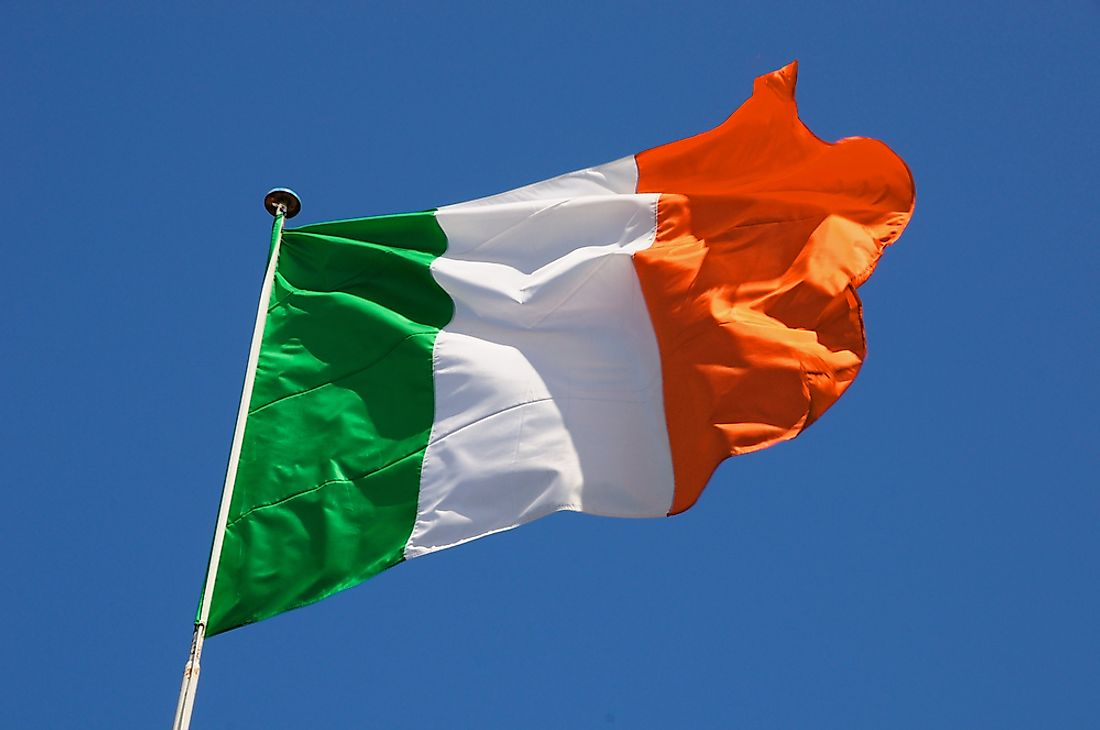 The Irish Free State existed between 1922 and 1937.