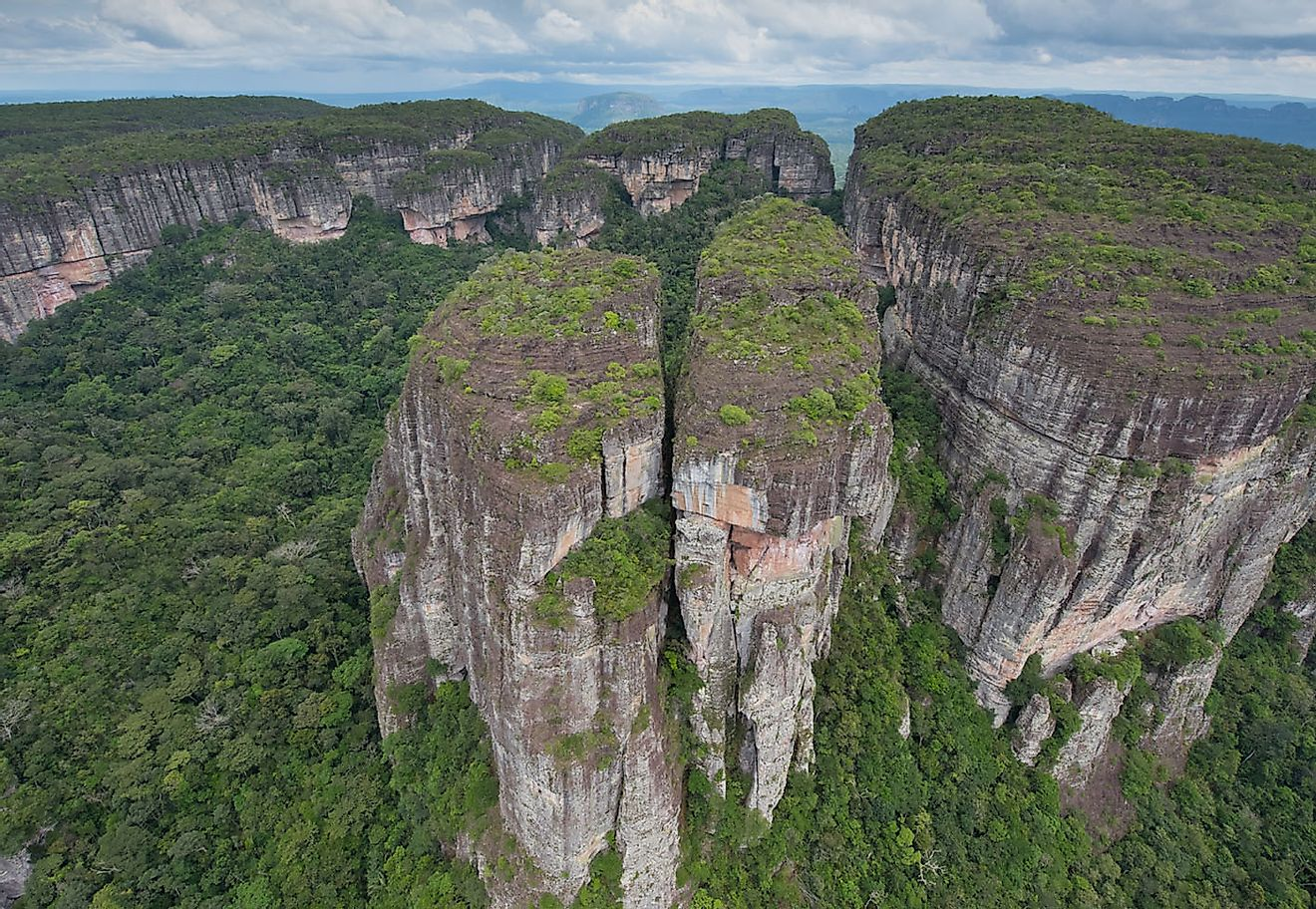 The Maloca of the Jaguar in Colombia is a natural wonder. Image credit: thecitypaperbogota.com
