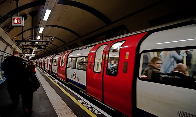 The London Underground is undoubtedly the quickest and most convenient way to travel through the historic city of London.