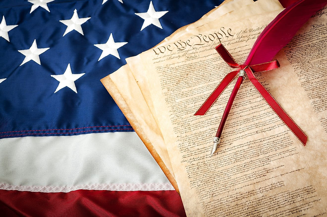 The Declaration of Independence is widely regarded as the first formal statement of the American people asserting their freedom to choose their government.