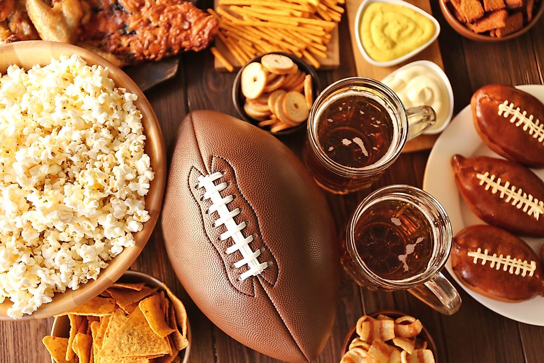The Super Bowl has become a yearly tradition for many Americans.