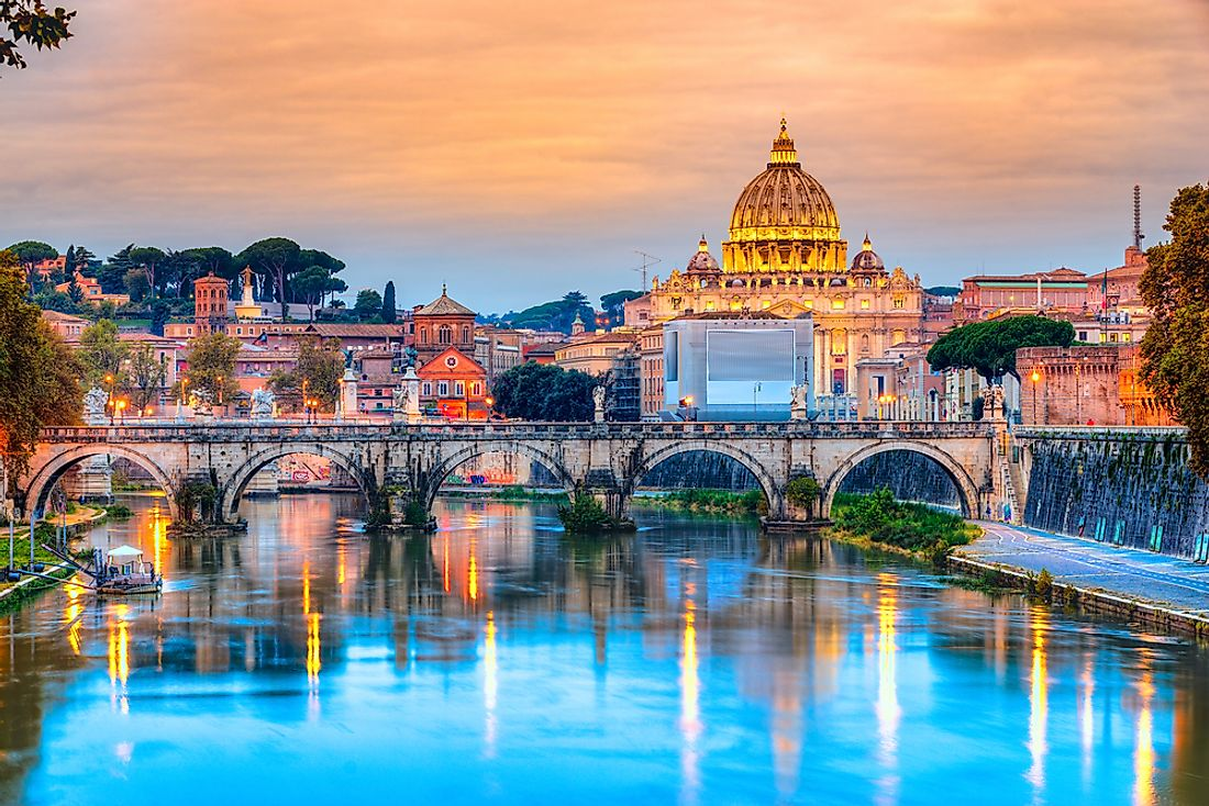 Rome is the capital and largest city of the country of Italy.