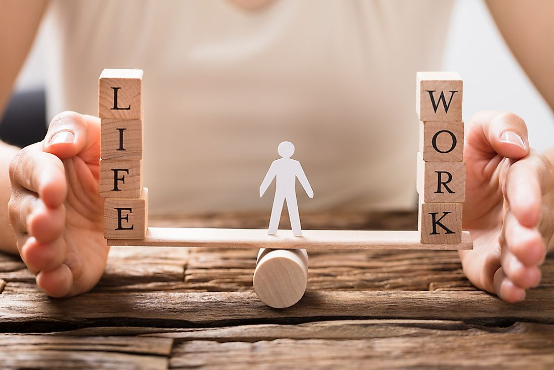 It is important for everyone to maintain a healthy work-life balance.