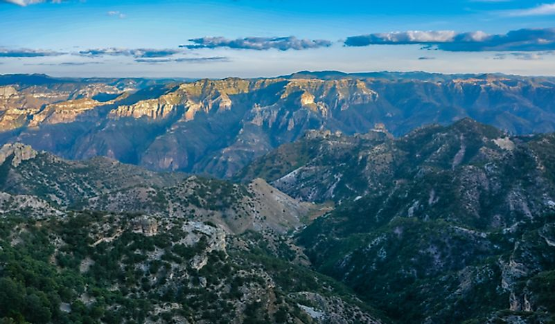 Copper Canyon, Mexico.