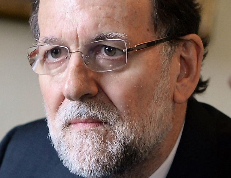 Mariano Rajoy became the Prime Minister of Spain in 2011.