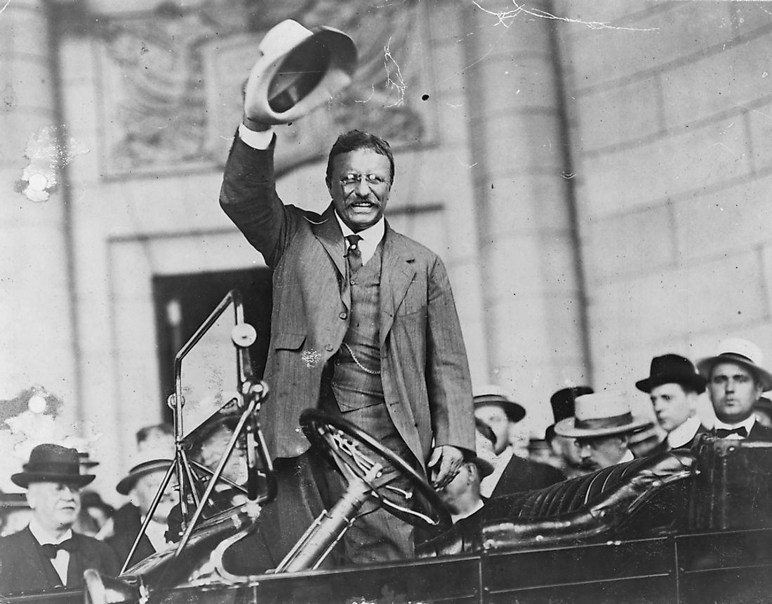 Theodore Roosevelt's sense of humor, witty quotes, and general acts of greatness have been cemented into his legacy.