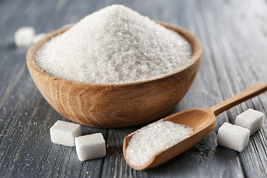 Many health experts have been urging adults to consume less sugar.