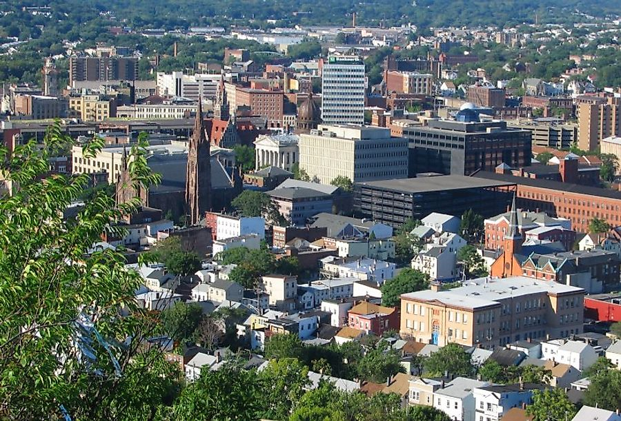 Paterson, one of the largest cities in New Jersey, attracts internationally diverse pool of immigrants.