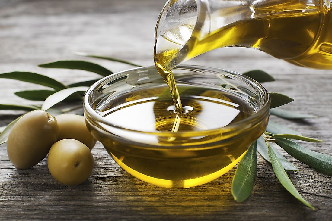 Olive oil is a favorite ingredient in a variety of cuisine types found around the world.