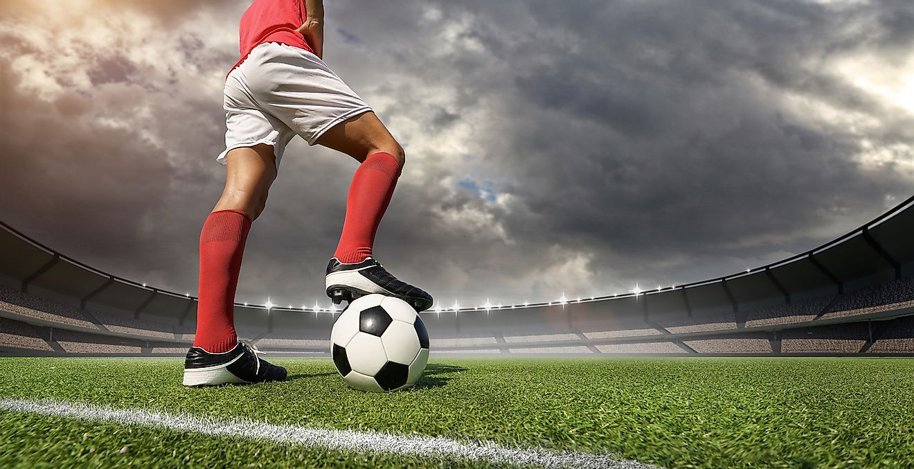 Soccer is considered to be the world's most popular sport.