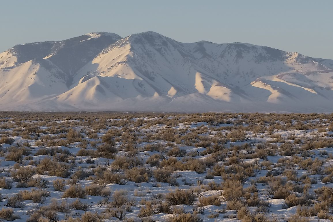 The Big Southern Butte was formed approximately 300,000 years ago.