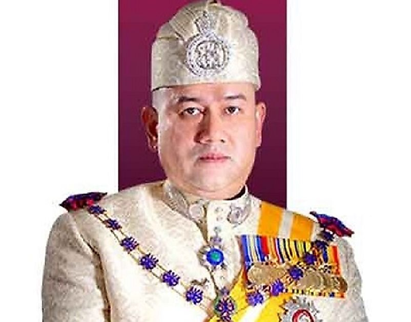 Muhammad V, Sultan of Kelantan, will become the next Yang di-Pertuan Agong in December of 2016.