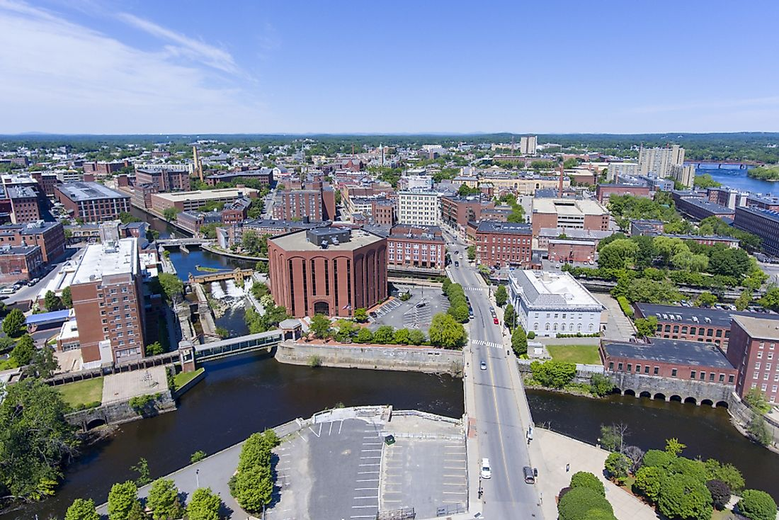 Lowell, Massachusetts.