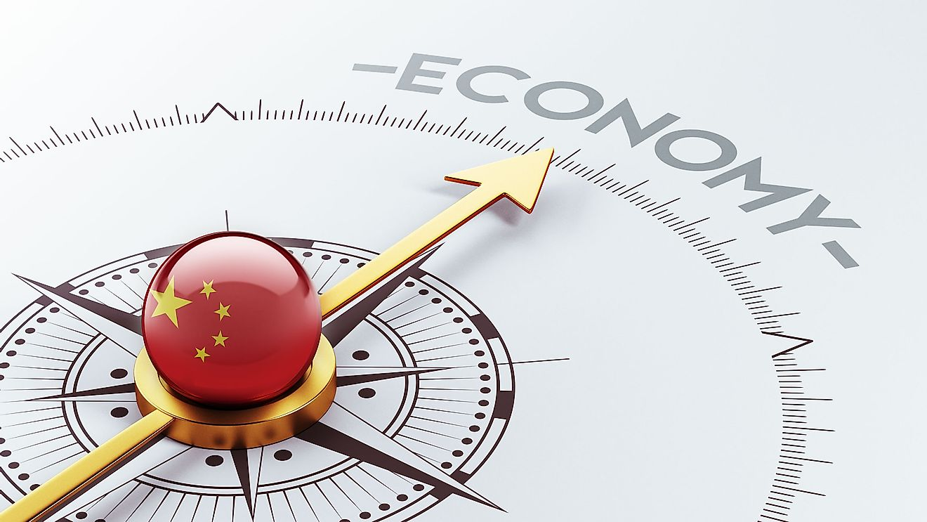 The Chinese economy is one of the world's most powerful economies in the present times. Image credit: xtock/Shutterstock.com