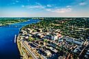 Best Cities To Live In: New Brunswick, Canada
