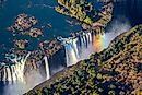 The World's Largest Waterfalls By Flow Rate