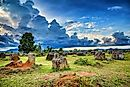 Plain of Jars: Unique Places Around the World