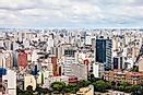 Largest Cities In South America