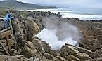 Coastal Landforms: What Is A Blowhole?