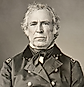 Zachary Taylor - 12th President Of The United States