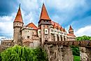 Corvin Castle, Romania - Unique Places around the World