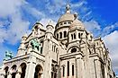 Architectural Buildings of the World: Basilica du Sacre-Coeur de Montmartre