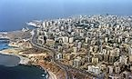 Biggest Cities In Lebanon