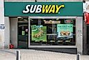Countries WIth the Most Subway Restaurants