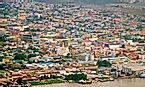 Which Are The Biggest Cities In Guyana?