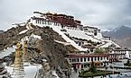 What Is The Capital Of Tibet?