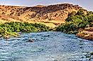 Major Rivers Of Iraq