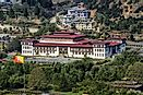 What Is The Capital Of Bhutan?