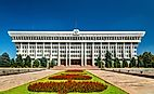 What Type Of Government Does Kyrgyzstan Have?