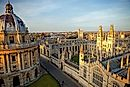 University of Oxford - Educational Institutions Around the World