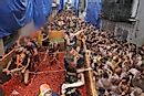 La Tomatina - Unique Festivals Of Spain