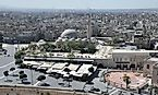 Biggest Cities In Syria