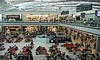 Which Are The Busiest Airports In The United Kingdom By Passenger Traffic?
