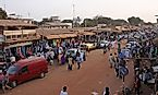 The Biggest Cities And Towns In Gambia