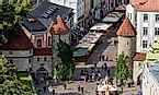 Historic City Of Tallinn, Estonia