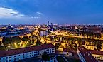Biggest Cities In Lithuania