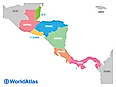 Is Central America Part Of North America?