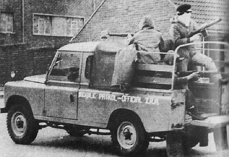 Irish Republican Army (IRA)
