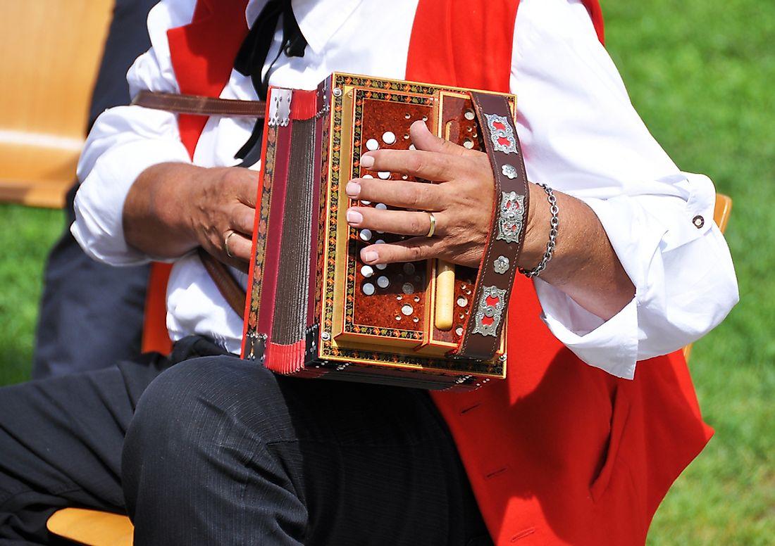 Switzerland Culture Clothing