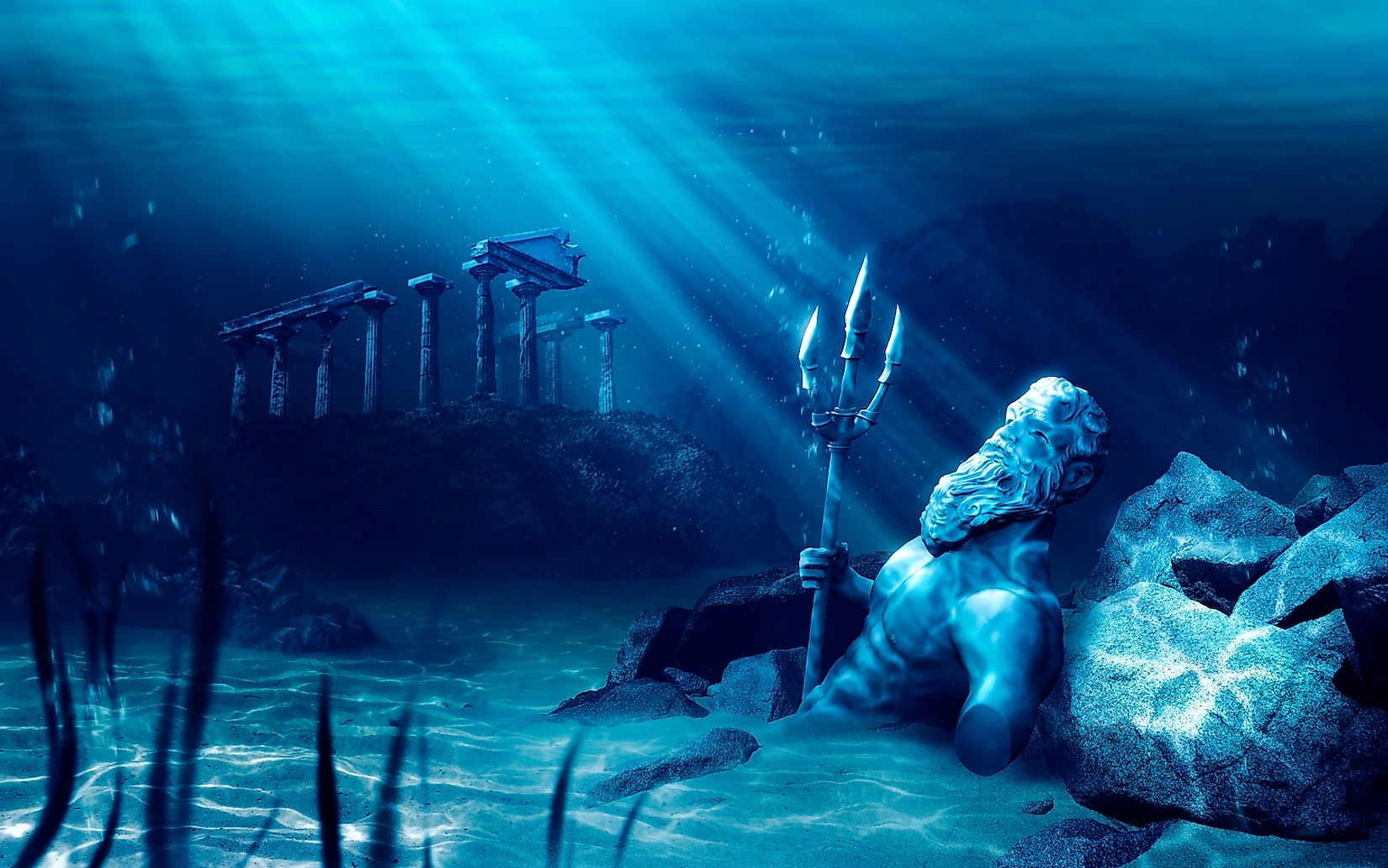 Little Known Submerged Cities Of The World
